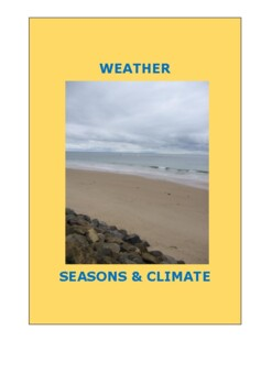 Weather, Seasons and Climate
