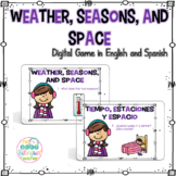 Weather, Seasons, and Space Digital Activity in English an