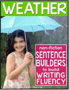 Weather Sentence Builder