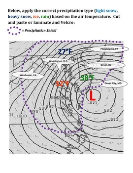 Weather Forecasting: Snowstorms (Nor'easters) and Winter Forecasting (COOL!)