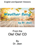 Weather Song (English and Spanish Versions)