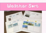 Weather Sort