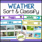 Weather Sort & Classify