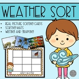 Weather Sorting Materials