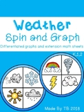 Weather Spin and Graph