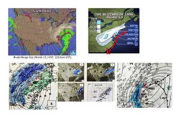 Weather: NWS Station Models and Forecasting (Real Storm Case Study!)