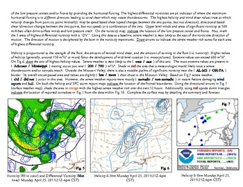 Weather: Station Models and Thunderstorms (CASE STUDY) - Highly PROFESSIONAL!