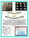 Weather: Station Models and Weather Forecasting With REAL