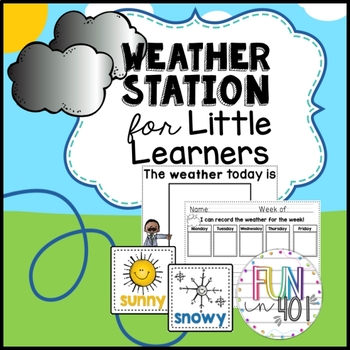 Weather Station for Little Learners!