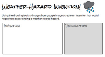 Weather Study Hyperdoc