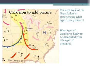 Weather Summary PPT with Assessment