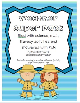 Weather Super Pack