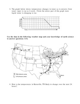 Weather Systems Homework