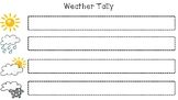 Weather Tally