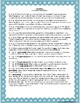 Weather: Text-Dependent Questions and comprehension worksheet