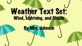Weather Text Set