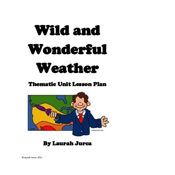 Weather Thematic Unit Lesson Plan