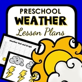 Weather Theme Preschool Lesson Plans - Weather Activities