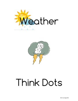 Weather Think Dots Review Game