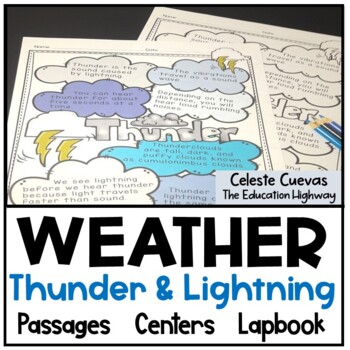 Weather Thunder and Lightening