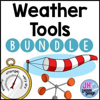 Weather Tools Activity BUNDLE