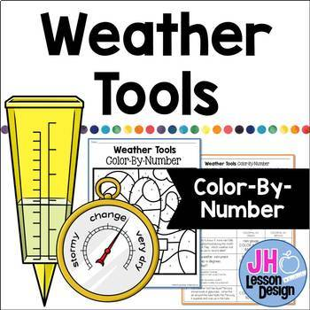Weather Tools: Color-By-Number