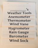 Weather Tools Flipbook