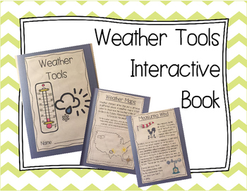 Weather Tools Interactive Book