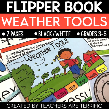 Weather Tools Little Flipper