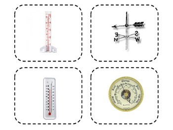 Weather Tools Matching Game