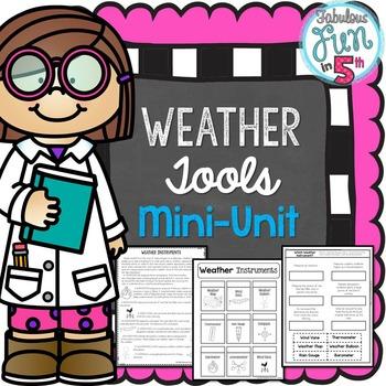 Weather Tools Mini-Unit