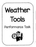 Weather Tools Performance Task