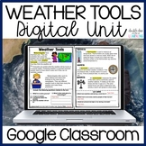 Weather Tools and Instruments Science Digital Distance Lea