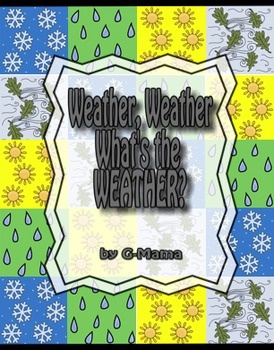 Weather Tools and Predicting the Weather