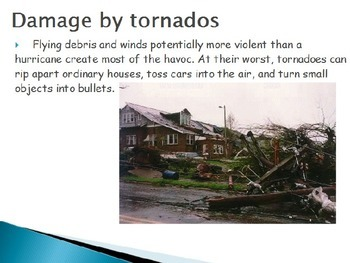 Weather - Tornadoes