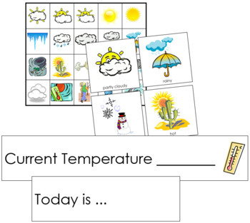 Weather Tracking Cards