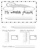 Weather Tracking Journal Using Graphing