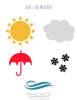 Weather Tracking Printables