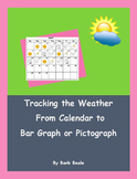 Weather - Tracking Weather - From Calendar to Graph - Differentiated