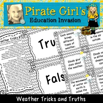 Weather Tricks & Truths (Facts About Weather)