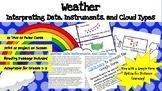 Weather Data, Instruments, Cloud Types * True or False Car