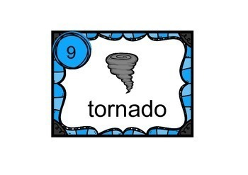 Weather Unit (Literacy and Math Activities)