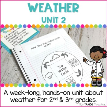 Weather Unit 2 | Science Centers for Elementary Grades