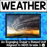 Weather Unit: Weather Instruments, Clouds, Temperature