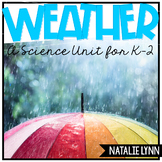 Weather Unit: All About Weather, Extreme Weather, Weather Tools, and Clouds