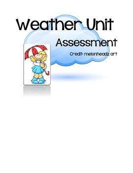 Weather Unit Assessment