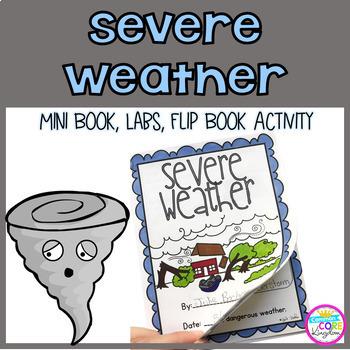 Weather Unit Bundle- 1st & 2nd Grade