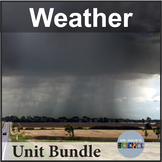 Weather Unit Bundle NGSS 3-ESS2-1