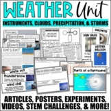 Weather Unit - Clouds, Storms, Instruments, Severe Weather