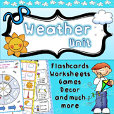 Weather Unit (color & easy to print)